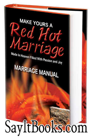 Red Hot Marriage Book